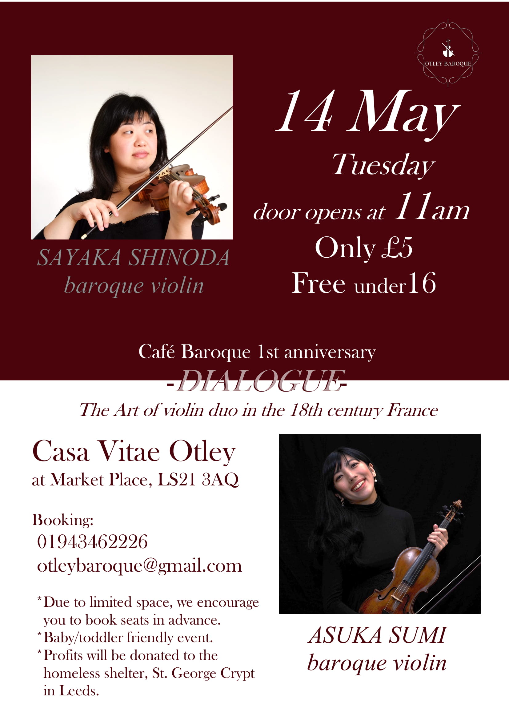 cafe baroque vol.3 flyer-1