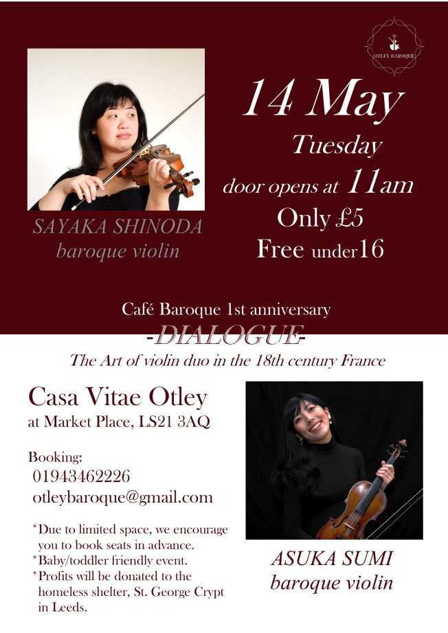 cafe baroque vol.3 flyer-1